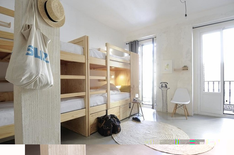 madrid-hostels